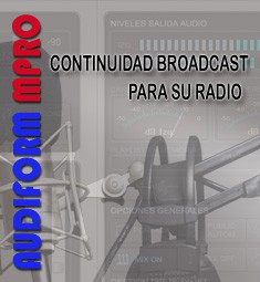Continuidad para radio